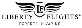 New Liberty Flights Logo used in UK EDM